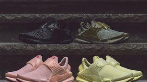 Nike Sock Dart BR Monochrome Pack วางขายพร้อมกันทีเดียว 4 สีใหม่ล่าสุด!!