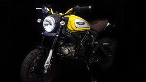Ducati Scrambler ต้นแบบของ Lifan Hunter 125 ที่จะเปิดตัวในประเทศไทย