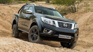 New Nissan Navara Trek-1° หล่อเข้มเต็มพลังแบบ รถกระบะ ลิมิเต็ด อิดิชั่น