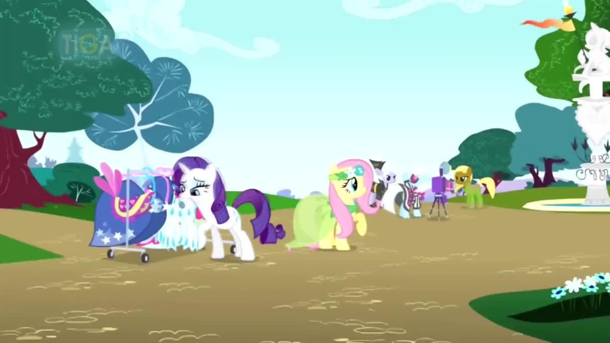 My Little Pony Friendship is Magic: มิตรภาพอันแสนวิเศษ ปี 1 Ep.20/P2