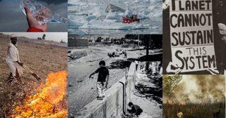 โลกร้อน ใครว่าเรื่องเล็ก ! ส่องภาวะโลกละลายจากทุกมุมโลกด้วย #Everydayclimatechange
