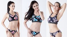 ซูม!! ความเซ็กซี่ 26 สาวงาม Miss All Nations Thailand 2017 ในชุดว่ายน้ำ