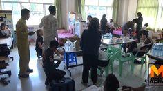หามนักเรียน 39คน ส่งโรงพยาบาลหลังกินข้าวมันไก่