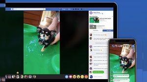 Facebook ทดลองฟีเจอร์ไลฟ์สดแบบใหม่ Watch Party ดูวีดีโอพร้อมเพื่อนในกลุ่มเท่านั้น