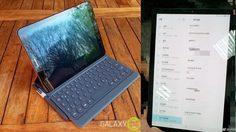 หลุดตัวเป็นๆ คามือ Galaxy Tab S4 มาพร้อมระบบสแกนม่านตา Iris Scaner