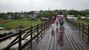 คิดถึง สะพานมอญ สังขละบุรี (Shutter&Travel)