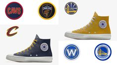 Converse Custom Chuck 70 x NBA สามารถเลือกสีได้ตามใจชอบ พร้อมกับแพทช์ที่เปลี่ยนได้