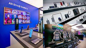 Samsung เปิดพื้นที่ไลฟ์สไตล์ Galaxy Studio รวมกิจกรรมสุดตื่นเต้นและแรงบันดาลใจไว้ในที่เดียว