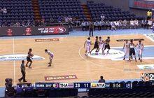 "Thailand VS Myanmar Q2 ""SEABA Championships 2017"""