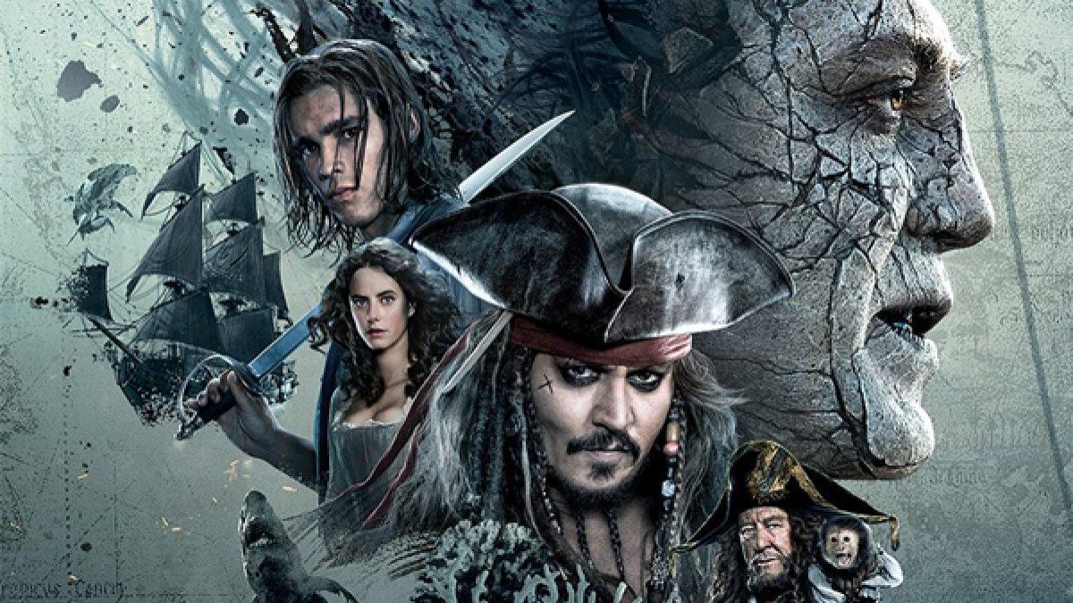 ตัวอย่างภาพยนตร์ Pirates Of The Caribbean: Salazar's Revenge