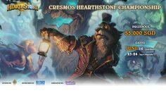 เตรียมพบความร้อนแรงครั้งใหม่ The Cresmos Hearthstone Championship