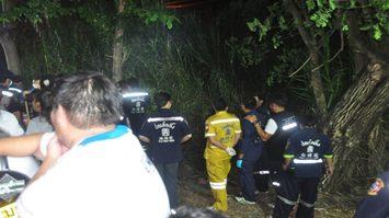 ผงะ! พบชิ้นส่วนสาวถูกฆ่าหั่นศพยัดถุงดำ ทิ้งพงหญ้า ซ.สามวา 27 มีนบุรี