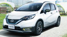 จับ Nissan Note มาแต่งเพิ่มเป็นสไตล์ Crossover ในแดนปลาดิบ