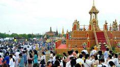 รวมสถานที่จัดงาน วันวิสาขบูชา 2558