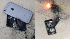 เกิดเหตุ iPhone ระเบิด!! กลางร้านทำผมในประเทศเวียดนาม