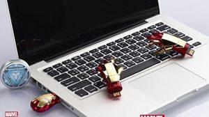 อินเทรนด์ก่อนใครด้วย Iron man 3 Flash Drive 2.0