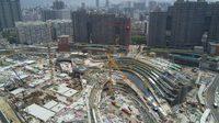 สุดยอดโปรเจ็ค ฮ่องกงขุดพื้นที่ใต้ดิน สร้างรถไฟฟ้าเชื่อมแผ่นดินใหญ่
