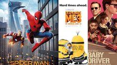 คืนสู่เหย้า ชาวสหรัฐฯ ต้อนรับอย่างอบอุ่น!! Spider-Man: Homecoming เปิดตัวแรงกว่าสองเวอร์ชั่นที่ผ่านมา