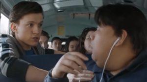 พวกเรากำลังจะตาย!! เน็ด โวยวายบนรถบัส ก่อน Spider-Man กระโจนออกนอกหน้าต่าง