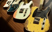 Nash Guitars ความเก่าบวกความขลัง ที่มาพร้อมค่าตัวหลักแสน!!