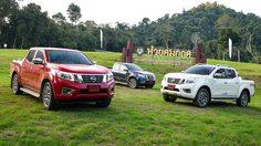 """ตามรอย """"หมอล็อต"""" กับภารกิจรักษาสัตว์ป่าในโครงการ """"แค่ใจก็เพียงพอ ตามพ่อที่พอเพียง"""" กับ Nissan Navara ใหม่"""