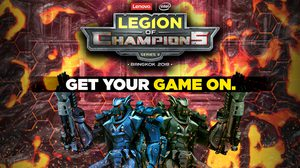 Legion of Champions II Tournament ศึกการค้นหาสุดยอดนักรบจาก 8 ประเทศ