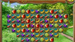 เกมส์จับคู่ผลไม้ Fruit Match Puzzle
