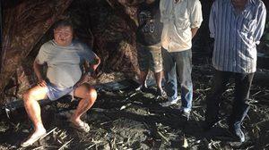 รวบประธานอิตาเลี่ยนไทย ล่าสัตว์ป่าในทุ่งใหญ่ฯ พบซากเสือดำ-เนื้อเก้ง