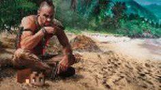 เกมส์ Far Cry 3 จับมือเกมส์ Minecraft สร้างฉากเกมส์โพลิกอน
