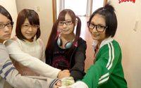 รวมตัว 4 สาว AV Mikako Abe, Yuria Mano, Miku Abeno, Sakuragi Iku ใสๆ วัยรุ่นชอบ