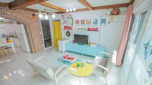 Gamja Guesthouse คัมจาเกสท์เฮ้าส์ ที่เกาหลีใต้ น่ารักมาก