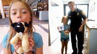 เด็ก 8 ขวบทำตุ๊กตาสุดรักหายที่สนามบิน แต่ได้กลับมาพร้อมภาพผจญภัยของตุ๊กตา