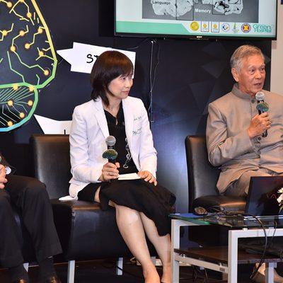 แพทย์ผู้เชี่ยวชาญ ร่วมกับ อาหนิง นิรุตติ์ แนะ 5 เคล็ดลับป้องกันโรคสมองเสื่อม