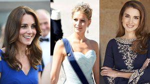 8 เจ้าหญิงที่ได้รับการยกย่องว่า มีพระสิริโฉมงดงามที่สุด