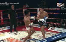 SUPER FIGHT : Rungravee Sasiprapa GYM vs Wei Ning Hui