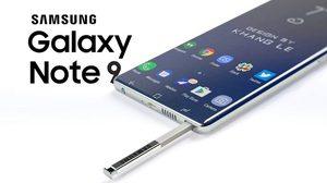 Samsung Galaxy Note 9 เผยข้อมูลหน้าจอ 6.4 นิ้ว แบตอึดขึ้นกว่าเดิม