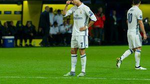 Dortmund, Germany 27.09.2016, UEFA Champions League - 2016/17 Season, Group F - Matchday 2, BV Borussia Dortmund - Real Madrid,  Cristiano Ronaldo (Real Madrid)   (Photo by TF-Images/Getty Images)