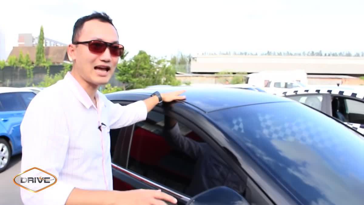 [Test Drive] MG5 บีคันใหญ่ คุณภาพการขับดี ยกมาตรฐานเก๋งเล็ก