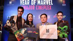 ดิสนีย์ ผนึกกำลัง เมเจอร์ ซีนีเพล็กซ์ สร้างประสบการณ์ครบวงจรสุดพิเศษ ต้อนรับ Year of Marvel
