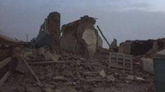ดินไหวขนาด 5.5 ที่ซินเจียงอุยกูร์ จีน ตายแล้ว 8 เจ็บ 11 ราย