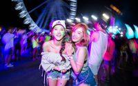 พาส่องสาวงาน Sangsom present Full Moon Party live in Bangkok สาวๆ แต่ละนางนั้นแซ่บสุดๆ