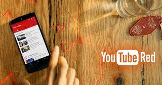 YouTube เปิดบริการ YouTube Red ไม่ต้องมีโฆษณามากวนใจ