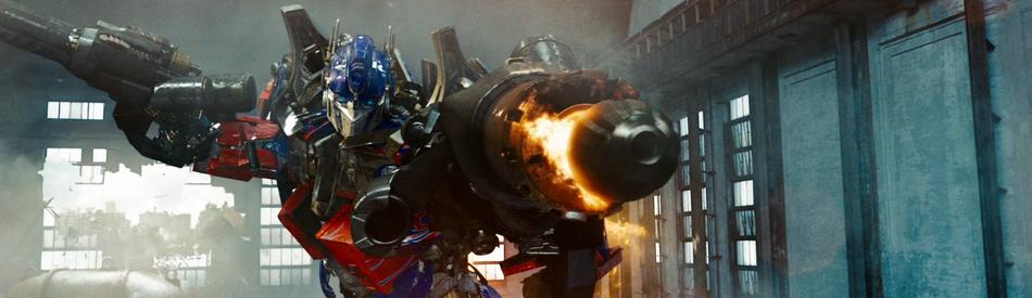 Transformers : Revenge of the Fallen ทรานส์ฟอร์เมอร์ส อภิมหาสงครามแค้น (ภาค 2)