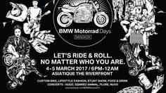 BMW Motorrad จัดงาน BMW Motorrad Days 2017 เอาใจคนรัก บิ๊กไบค์ ทุกค่าย