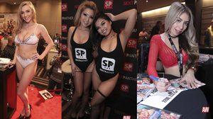 เก็บตกความสยิว งาน AVN Adult Entertainment Expo 2017 ที่รวมเหล่า ดาวโป๊ ไว้เพียบ