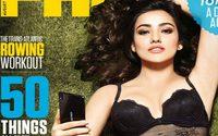 Neha Sharma FHM นักแสดงสาวอินเดีย เซ็กซี่คมเข้ม