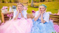 น่ารักฟรุ้งฟริ้ง! ปาร์ตี้วันเกิดคุณยายฝาแฝด อายุครบ 100 ปี