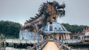 15 ภาพชวนหลอน! สวนน้ำที่ถูกทิ้งร้าง ในเวียดนาม ที่ถูกกลืนกินด้วยธรรมชาติและสัตว์ร้าย