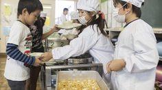 ส่องภาพอาหารกลางวันที่ดีที่สุดในโลกของนักเรียนญี่ปุ่น