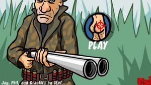 เกมส์ยิงปืน ยิงคนป่า